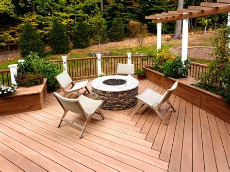 deck pit ideas 20 transitional deck designs decorating ideas design trends