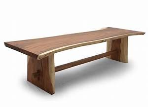 Rustikale Tische Aus Holz : esstisch holz massiver holz tisch baumstamm holztische ~ Indierocktalk.com Haus und Dekorationen
