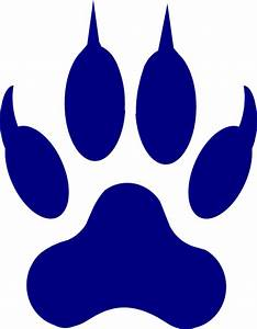 Logos With Blue Bear Paw - ClipArt Best