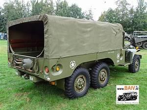 Sold 1942 Dodge Wc 63 With Winch  U2013 Baiv B V