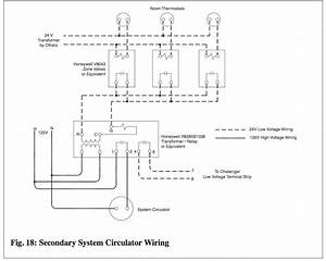 Wiring Diagram 2 Zone Heating System