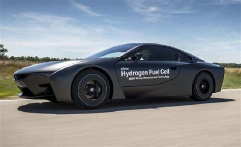 Mercedes' And Bmw's Future Emphasizes Fuel Cell Vehicles