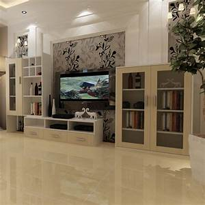 Modern living room display cabinet shelving units modern for Modern cabinets for living room
