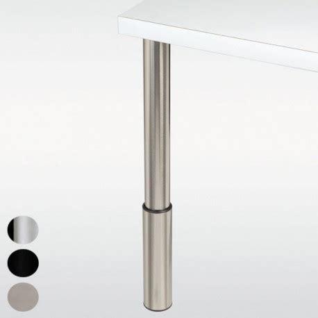 pied reglable pour meuble cuisine pied réglable hauteur 910 à 1100 mm