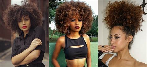 Naturally Curly Black Women Hairstyles 2017