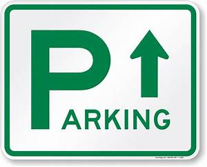Parking Lot Signs - Over 500 Stock and Custom Designs  Parking