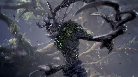 'Monster Hunter World' 6.01 Update Makes Ancient Leshen ...