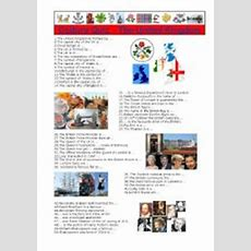 English Teaching Worksheets British Culture