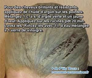 Recette Masque Cheveux Secs : cheveux ternes et cassants ma recette maison miracle ~ Nature-et-papiers.com Idées de Décoration