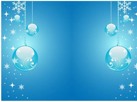 blue christmas templates festival collections
