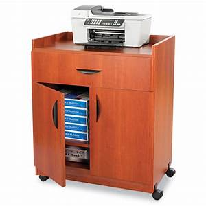 saf1852cy safco mobile laminate machine stand w pullout With kitchen cabinets lowes with oil change sticker printer
