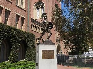 Create Tickets Free Tommy Trojan University Of Southern California Usc Los