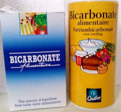 bicarbonate de soude cuisine pâte à crème autres tambouilles de cosméteuse le