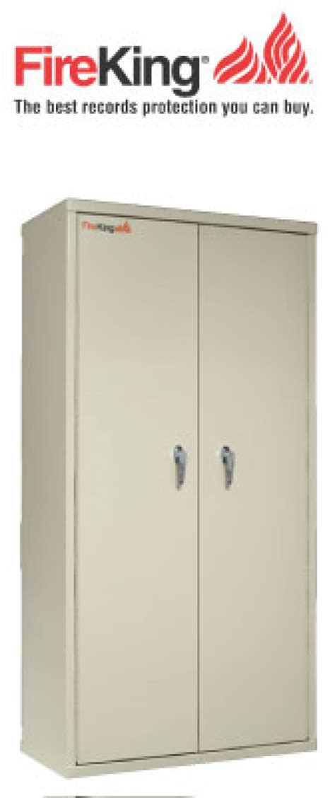 Fireproof Storage Cabinets For Paint by Fireking Cf7236 D Fireproof Record Storage Cabinet