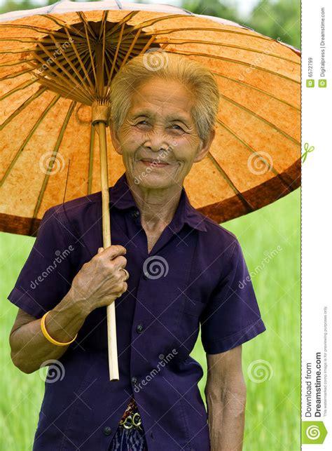 asian woman  parasol royalty  stock images
