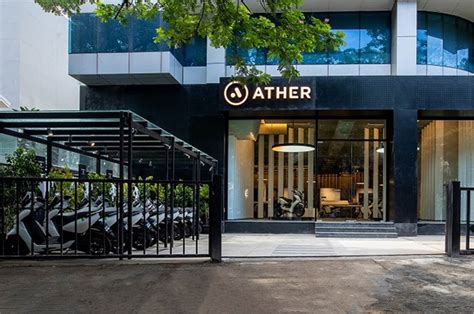 Ather Energy Maharashtra, Gujarat dealer partners ...