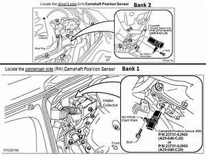 P0335 2004 Infiniti G35 Crankshaft Position Sensor Circuit