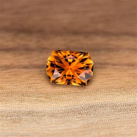 Imperial Topaz 12 23ct 4 21 carat orange imperial topaz earth s treasury