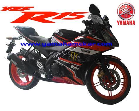 Modifikasi R 15 by 91 Foto Modifikasi Motor Yamaha R15 Teamodifikasi