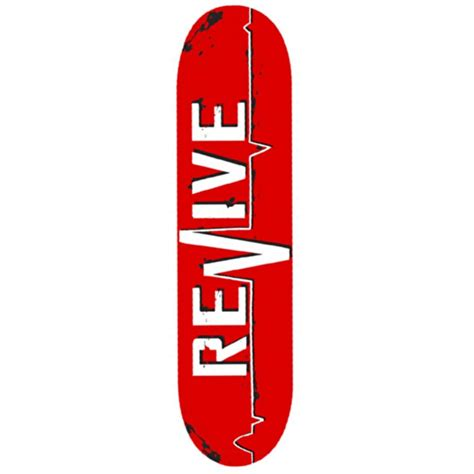 revive skateboard deck 80 revive lifeline skateboard deck revive skateboards