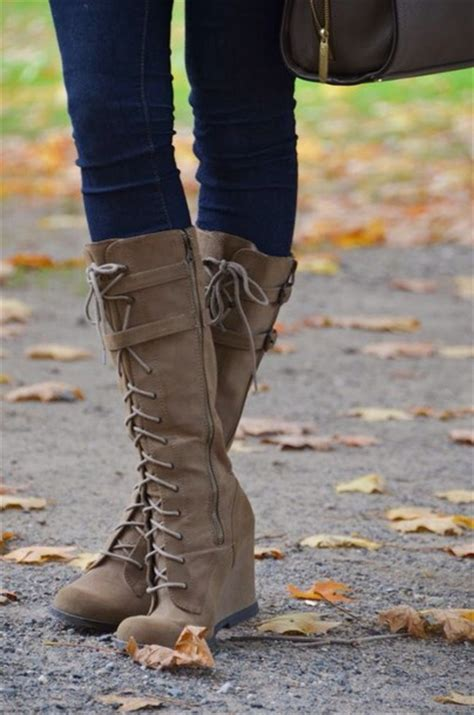 shoes fall outfits brown boots boots wedges wedge