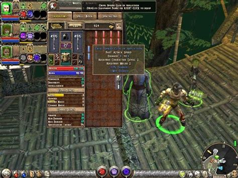 dungeon siege ii dungeon siege ii screenshots hooked gamers