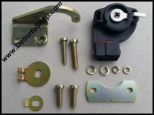 Throttle Position Sensor Tps For Weber Dcoe 40 And 45 Carburetors