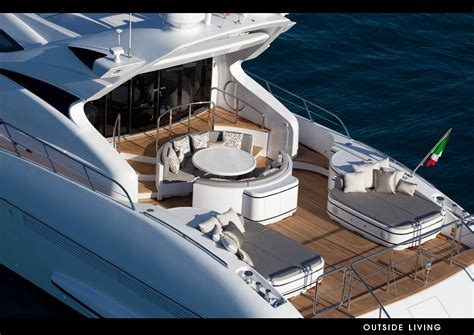 yacht rush  overmarine superyacht charterworld luxury