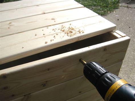 costruire una cassapanca in legno mobili costruire cassapanca in legno