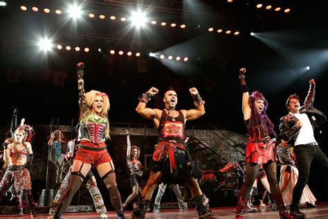 We Will Rock You Review [melbourne 2016]