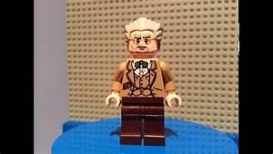 LEGO Stan Lee Custom minifigure (PREVIEW) - YouTube
