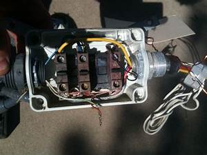 Auto Pool Cover Motor Wiring  Bypassing Limiter