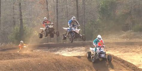 how to get into motocross racing how to make your atv faster for racing motosport