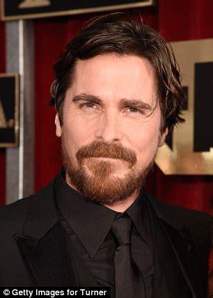 Christian Bale Sports Fuller Figure Photocall