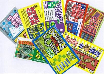 Scratch Offs Tickets Police Winning Florida Issued