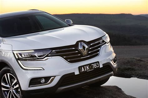 koleos renault 2018 2018 renault koleos behind the wheel