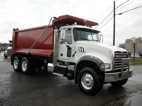 mack granite gu713 dump trucks for sale used trucks on