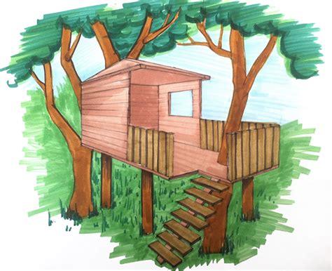 comment dessiner une cabane le catalogue d id 233 es