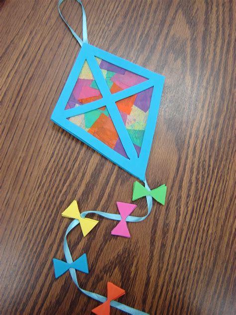 kite project springtime craft for sac 927 | 21f4128a48b1a47f898779bea364883d