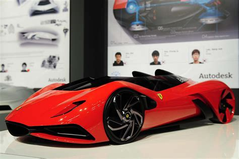 2018 Ferrari New Designs Automotive Todays