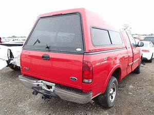 Used Parts 2003 Ford F150 Xlt 4x4 5 4l V8 4r70w Automatic