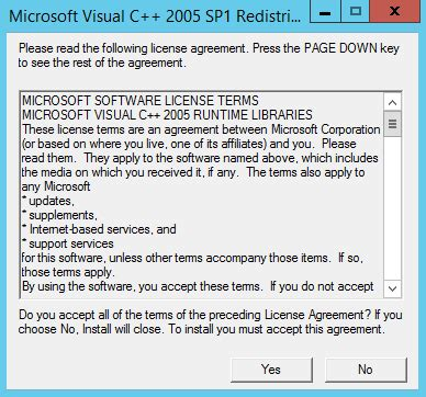 c++ 2013 runtime download