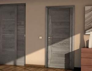 Porte Maison Interieur : porte de maison interieur 3 design ~ Teatrodelosmanantiales.com Idées de Décoration