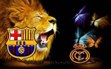 Real Madrid Vs Barcelona Wallpaper - Hd Football