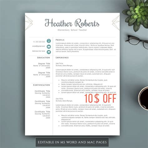 c templates the complete professional resume template for word pages complete 1 2 3 pages resume template