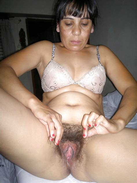 Amateur Hairy Wife Panties Wet Dirty Pussy 14 Pics
