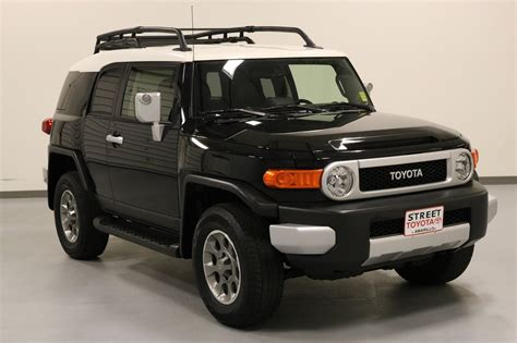 2013 Toyota Fj Cruiser by Used 2013 Toyota Fj Cruiser For Sale Amarillo Tx 44027