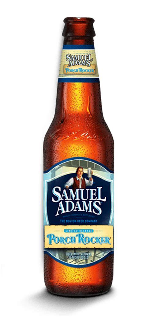 sam porch rocker samuel porch rocker seasonal craft beers
