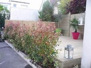 Plantes Grimpantes Pot Pour Terrasse : terrasse en bois et am nagement divers nanterre ~ Premium-room.com Idées de Décoration