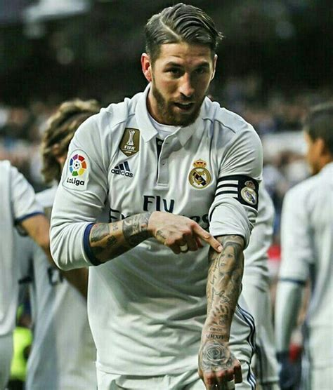 Sergio Ramos Tattoo On Ribs  Wwwpixsharkcom Images